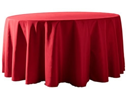 Premium Polyester tablecloths