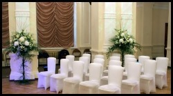 Banquet and Folding Chair Covers