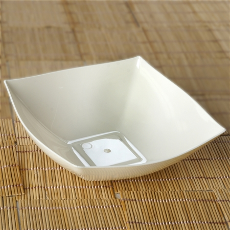 Buy Square Disposable Serving Bowls Cheap Dinnerware