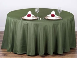 Econoline Polyester tablecloths
