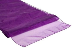 Econoline Organza Table Runners