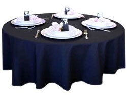 Spun Polyester tablecloths